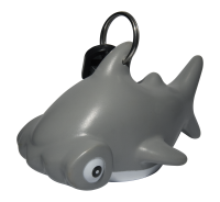 F11 Hammerhead shark octopus holder