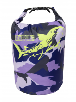 DRB03 purple camo Tiger Shark 5L