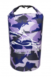 DRB07 purple camo Great White 15L